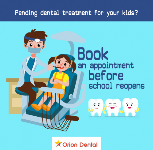Orion Dental Canada Social Post